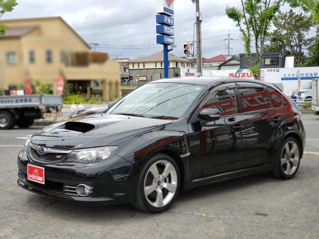 WRX STi 6MT 4WDターボ カロッツェリアナビ(2枚目)