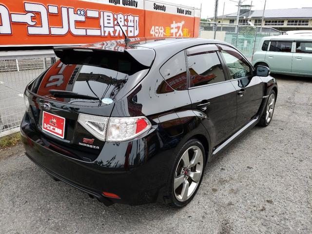 WRX STi 6MT 4WDターボ カロッツェリアナビ(20枚目)