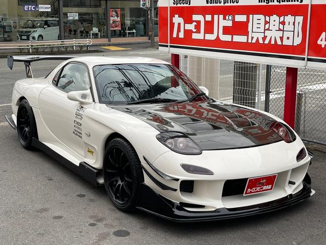 「マツダ」「RX-7」「クーペ」「大阪府」の中古車36
