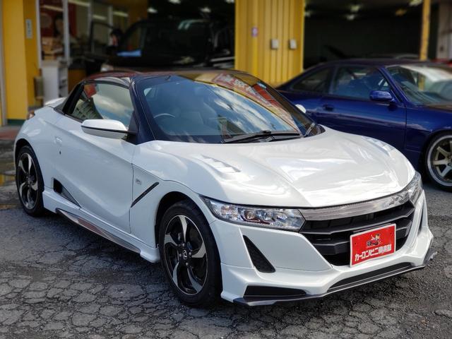「ホンダ」「S660」「オープンカー」「大阪府」の中古車25