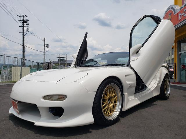 「マツダ」「RX-7」「クーペ」「大阪府」の中古車37