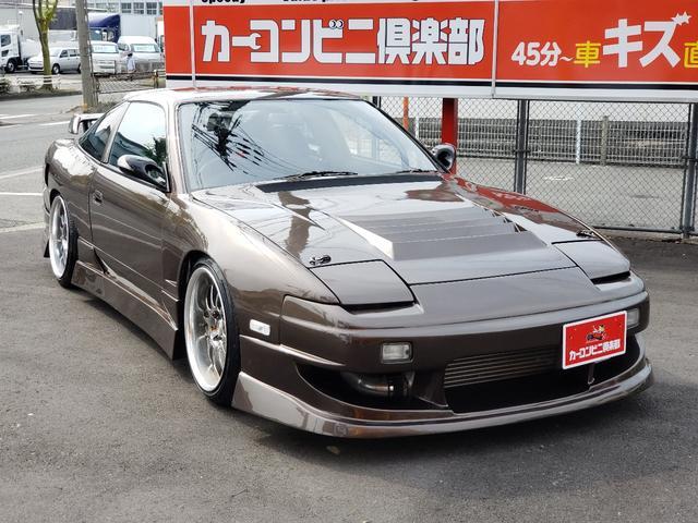 「日産」「180SX」「クーペ」「大阪府」の中古車14
