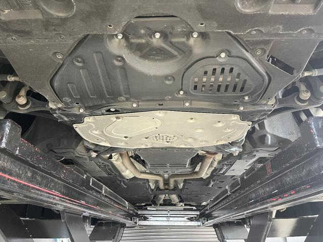 LS500h AWD エグゼクティブ WALD仕様 OZ22アルミ サンルーフ 黒革シート エアサスコントローラー リアエンターテイメント セーフティシステム+A マークレビンソン デジタルインナーミラー 新車保証継承 212ブラック(10枚目)