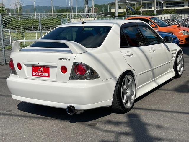 RS200 Zエディション ワイドフェンダー公認 トラストターボKIT トラストイーマネージサブコン フジツボセンターパイプ トラストマフラー テイン車高調 HKSブーコン 軽量ボンネット(7枚目)