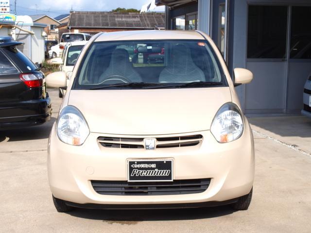 トヨタ パッソ X 1年保証 禁煙車