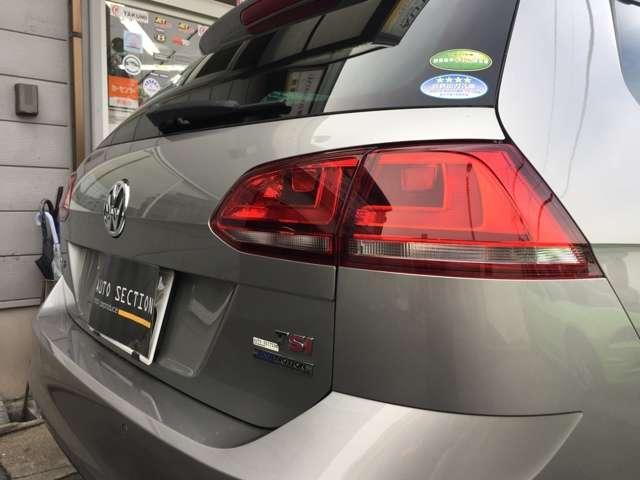 フォルクスワーゲン VW ゴルフヴァリアント TSIハイライン