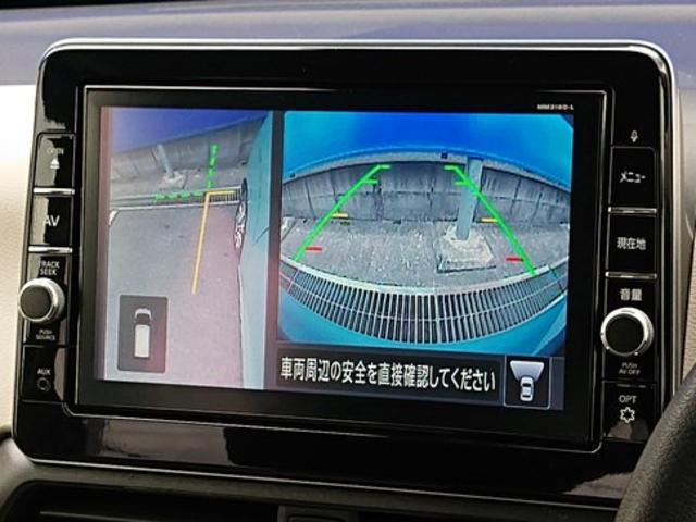 X 弊社試乗車 純正大画面9inナビ ETC 全周囲カメラ 純正アルミ 踏み間違い防止 ハイビームアシスト(9枚目)