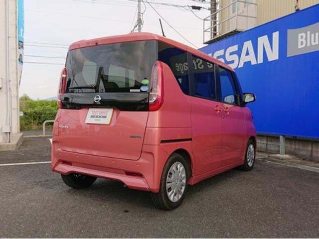 「日産」「ルークス」「コンパクトカー」「奈良県」の中古車2