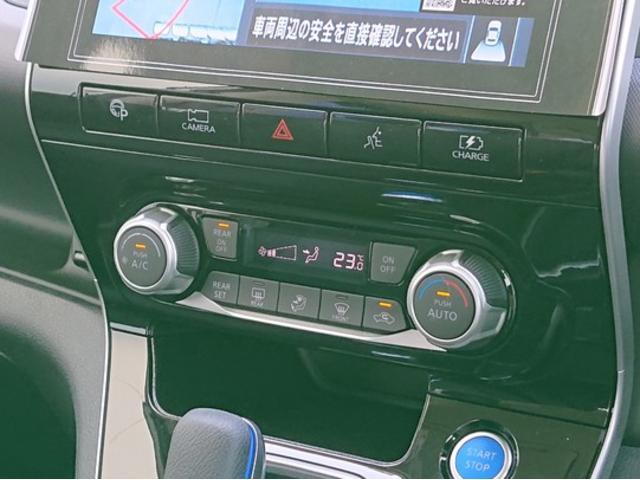 e-パワー XV 弊社試乗車 ハンズフリー両側オートスライドドア LEDヘッドライト プロパイロット 踏み間違い防止 車線逸脱 後席エアコン(13枚目)