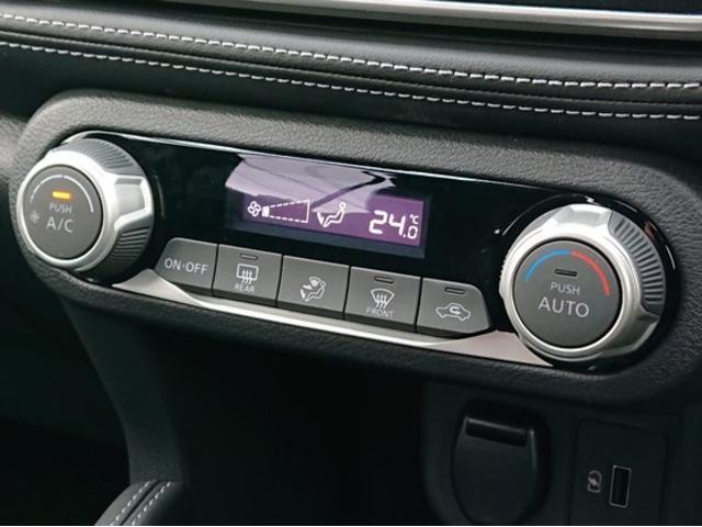 X 登録済未使用車 全周囲カメラ LEDヘッドライト 踏み間違い防止 車線逸脱 インテリルームミラー SOSコール ハイビームアシスト EVモード ふらつき警報 プロパイロット(18枚目)