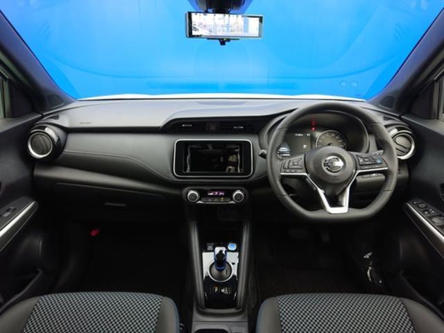 X 登録済未使用車 全周囲カメラ LEDヘッドライト 踏み間違い防止 車線逸脱 インテリルームミラー SOSコール ハイビームアシスト EVモードスイッチ ふらつき警報 プロパイロット オートライト(6枚目)