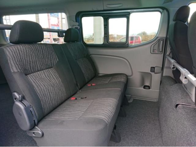 ロングプレミアムGXターボ 登録済未使用車 寒冷地 助手席エアバッグ LEDヘッドライト 全周囲カメラ エマージェンシーブレーキ ディーゼルターボ 4WD インテリキー(22枚目)