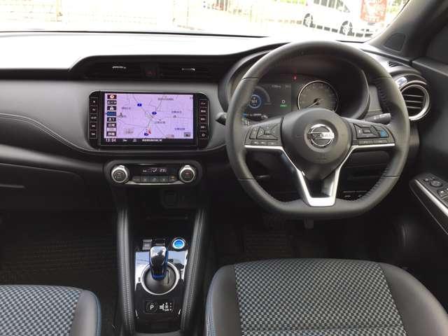 X 登録済み未使用車 純正9インチナビ プロパイロット アラウンドビューモニター エマージェンシーブレーキ(6枚目)