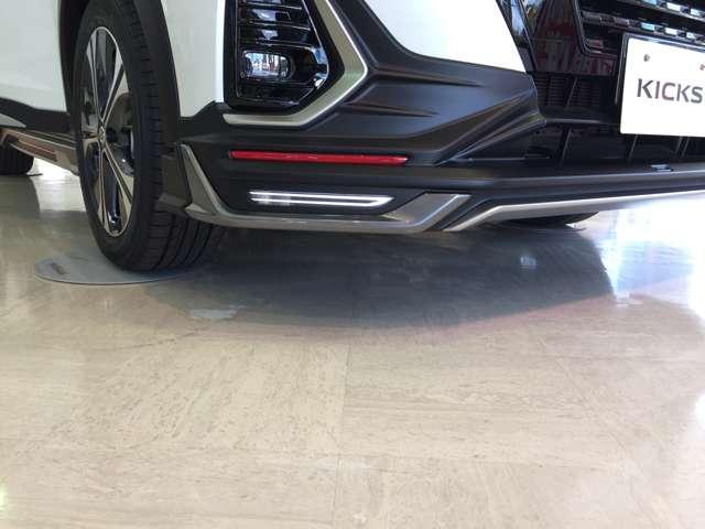 X 登録済み未使用車 純正9インチナビ プロパイロット アラウンドビューモニター エマージェンシーブレーキ(7枚目)