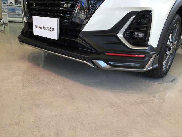 X 登録済み未使用車 純正9インチナビ プロパイロット アラウンドビューモニター エマージェンシーブレーキ(8枚目)