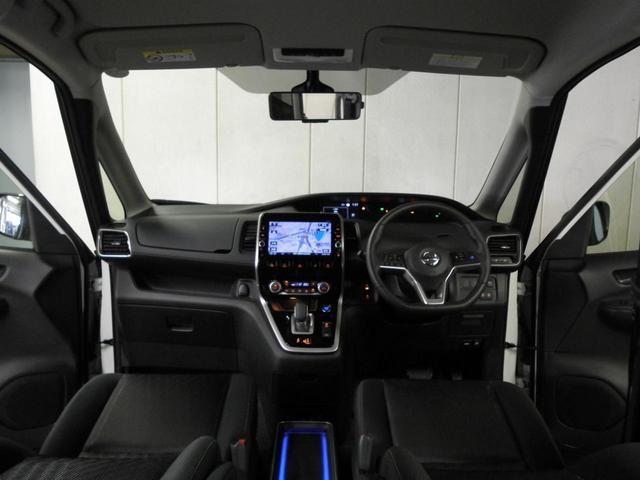 日産 セレナ e-powerハイウェイスターV試乗車セーフティBエマブレ