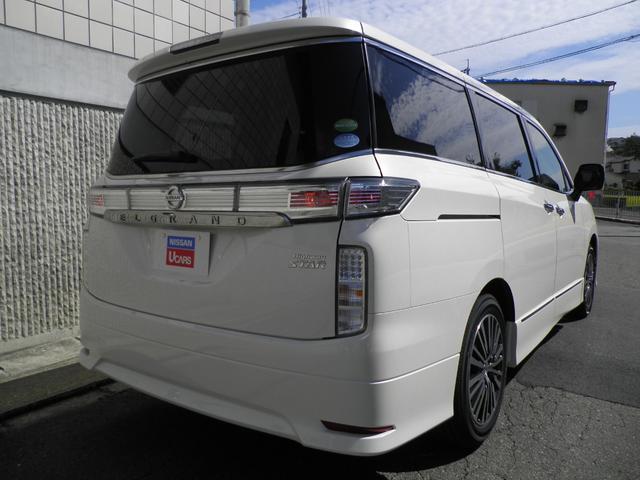 「日産」「エルグランド」「ミニバン・ワンボックス」「奈良県」の中古車17
