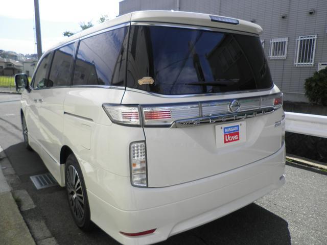 「日産」「エルグランド」「ミニバン・ワンボックス」「奈良県」の中古車19