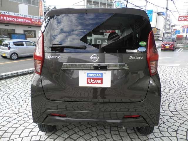 「日産」「デイズ」「コンパクトカー」「奈良県」の中古車6