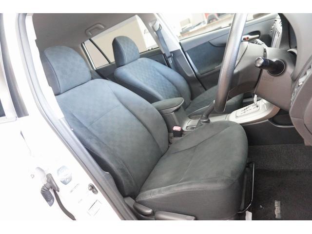 前席は使用感も少なく綺麗な状態を維持しております。