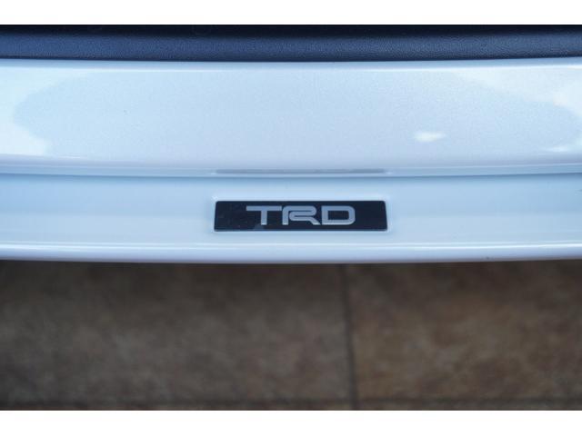 Sツーリングセレクション TRDフロントスポイラー(ADS) ホイールアクセントピース RSRダウンサス ナビレディセット ブラックドアミラーカバー デイライトベゼルブラックペイント バックカメラ 100V1500Wコンセント(31枚目)