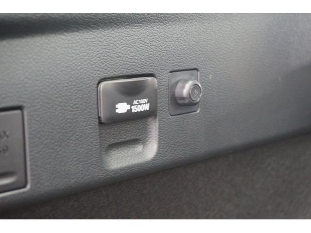 Sツーリングセレクション TRDフロントスポイラー(ADS) ホイールアクセントピース RSRダウンサス ナビレディセット ブラックドアミラーカバー デイライトベゼルブラックペイント バックカメラ 100V1500Wコンセント(44枚目)