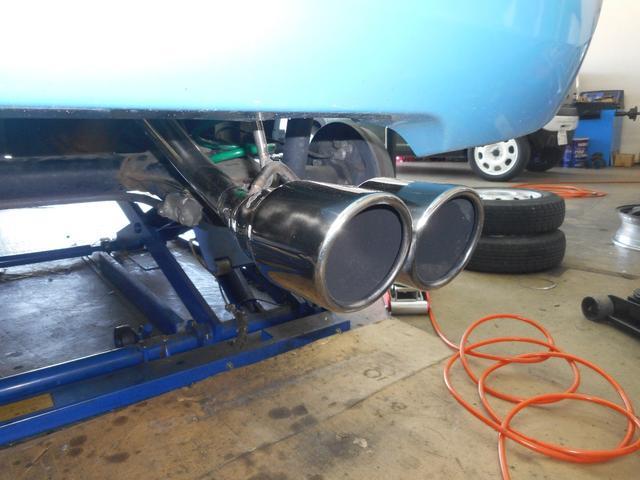 D5速 テイン車高調 レカロ2脚 プリウス15in鍛造アルミ(13枚目)