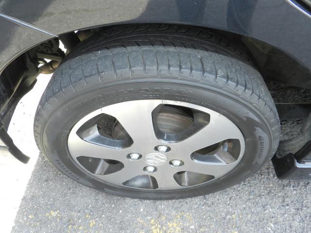 タイヤ溝もあります。