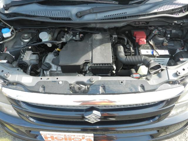 K6Aのエンジンはタイミングチェーン方式