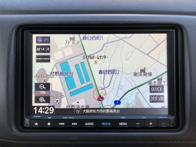 ホンダ認定中古車 8インチナビLEDヘッドフォグシートヒータ(2枚目)