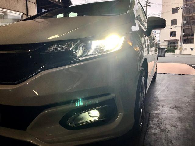 Fパッケージ コンフォートエディション ホンダセンシング Honda SENSING インターナビ リアカメラ LEDヘッドライト LEDフォグライト ETC シートヒーター オートリトラミラー スマートキー 社外品ドラレコ デモカーUP(14枚目)