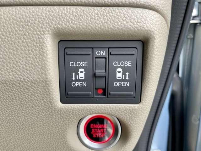 G・Lホンダセンシング インターナビ 両側パワースライド 社外ドラレコ ETC リアカメラ サイドエアバッグ カーテンエアバッグ LEDヘッドライト ステアリングスイッチ USBジャック ロールサンシェード ワンオーナー(19枚目)
