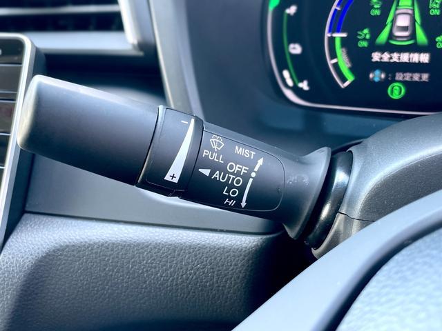 EX ホンダセンシング インターナビ 純正ドラレコ リアカメラ 革シート ETC2.0 電動シート シートヒーター パドルシフト USB 純正17インチアルミ オートリトラミラー ワンオーナー(35枚目)