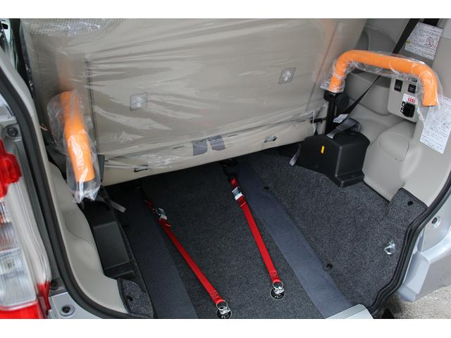 ダイハツ タント スローパーL 福祉車両 車いす移動車