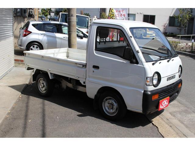 「スズキ」「キャリイトラック」「トラック」「大阪府」の中古車40