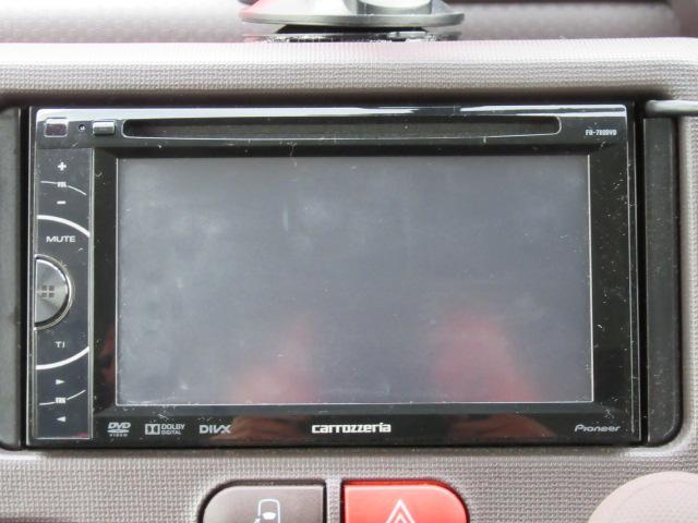 トヨタ スペイド F パワースライドドア スマートキー SDナビ バックカメラ