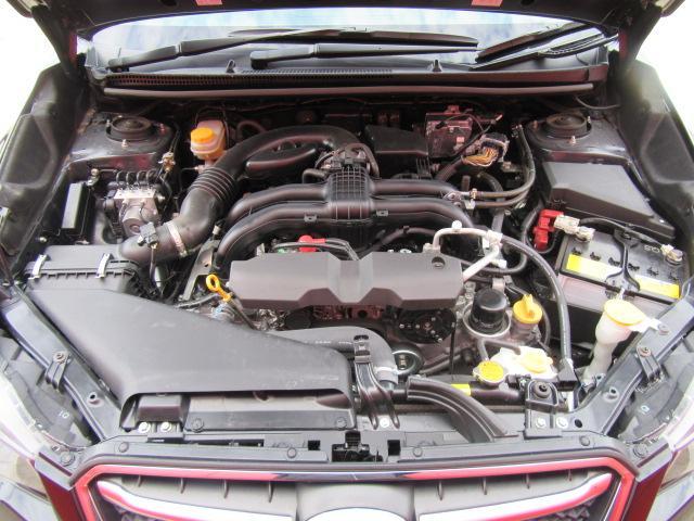 スバル インプレッサスポーツ 2.0i-S ハーフレザー調シート SIドライブ
