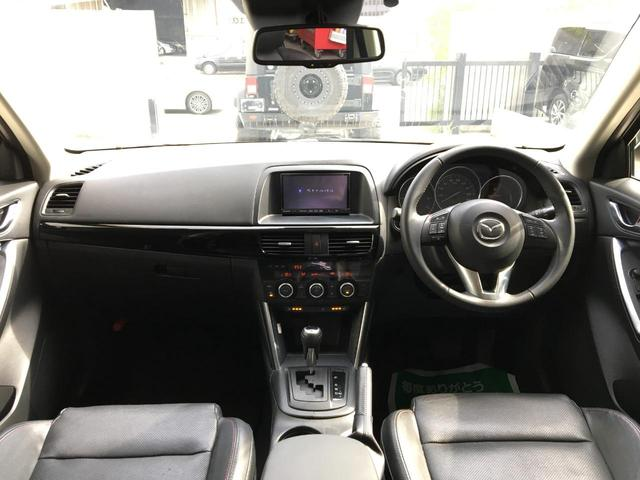 XD Lパッケージ 4WD 黒本革シート パワーシート(3枚目)
