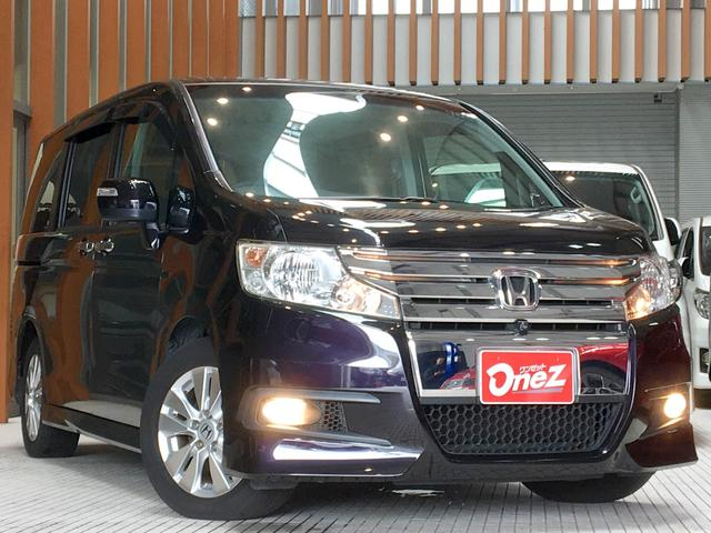 「ホンダ」「ステップワゴンスパーダ」「ミニバン・ワンボックス」「兵庫県」の中古車21
