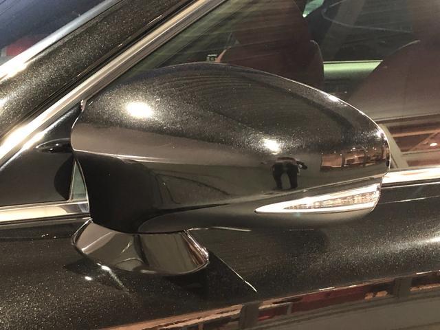 IS300h Fスポーツ ・サンルーフ・プリクラッシュセーフティ・レーダークルーズ・コーナーセンサー・メーカーSDナビ・バックカメラ・フルセグ・ハーフレザーシート・シートヒーター・パワーシート・LEDライト・スマートキー・(39枚目)