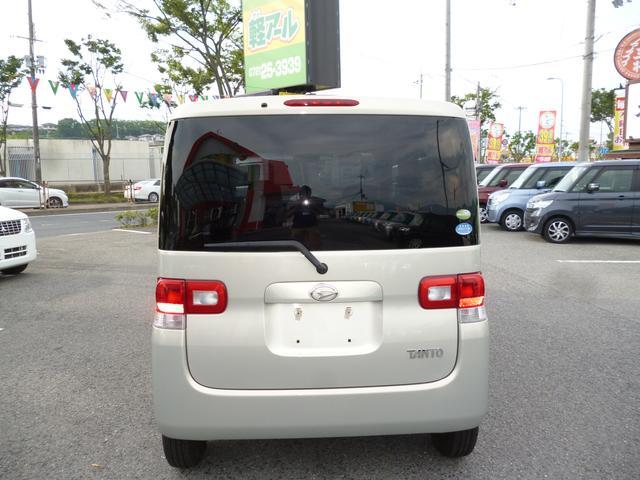 ダイハツ タント X ABS キーフリー 軽自動車 保証付