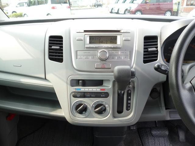 マツダ AZワゴン XF ABS キーレス 軽自動車 保証付