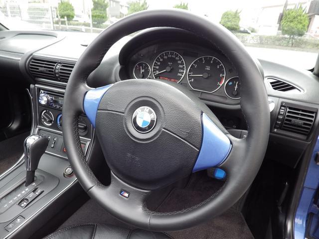 BMW BMW Z3ロードスター ベースグレード 黒革シート ETC BBS17インチAW