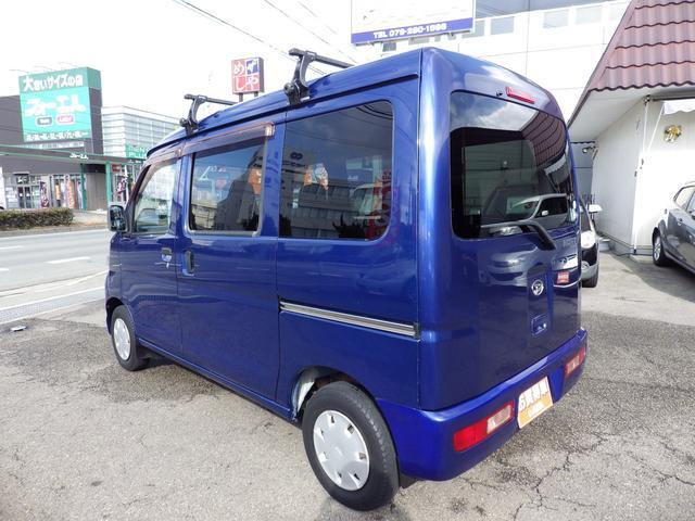 ダイハツ ハイゼットカーゴ DX 革調シートカバー