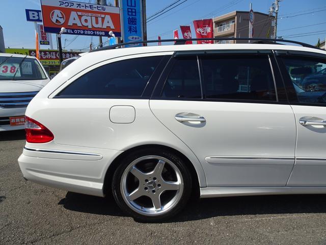 「メルセデスベンツ」「Eクラスワゴン」「ステーションワゴン」「兵庫県」の中古車8