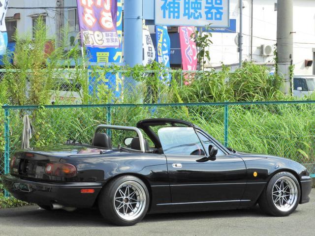 「その他」「ユーノスロードスター」「オープンカー」「大阪府」の中古車5