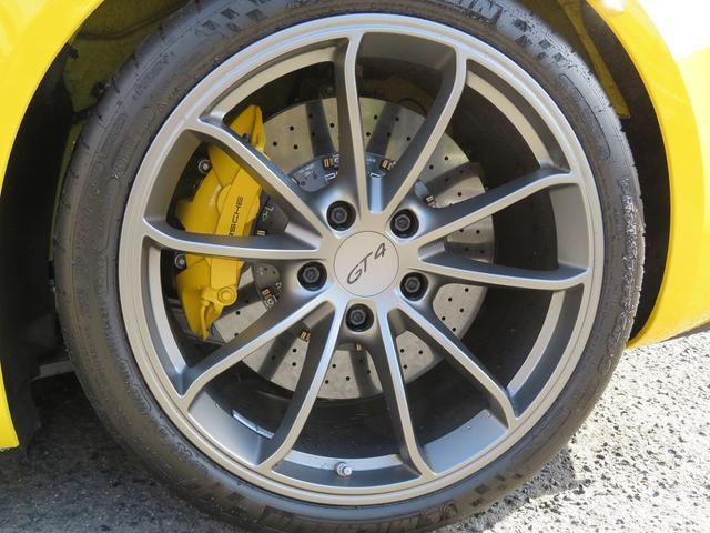 GT4 スポーツクロノPKG セラミックブレーキ(8枚目)