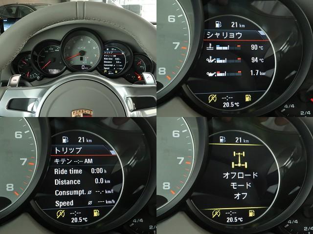 ポルシェ ポルシェ カイエン GTS 正規D車 SR ポルシェセンターメンテ車両 左H