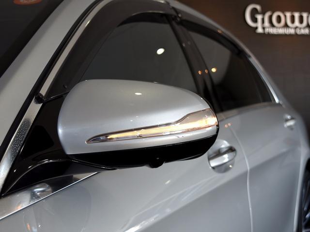 S550ロング 社外22インチアルミ 1オーナー S63仕様(5枚目)