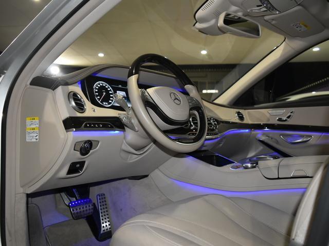 メルセデス・ベンツ S400ハイブリッドの入庫です!